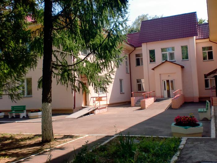Коломенский дом-интернат «Ветеран»