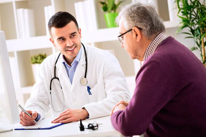 Лечение болезней пожилого возраста врачом гериатром