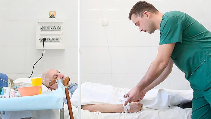 Компетенция врача гериатра