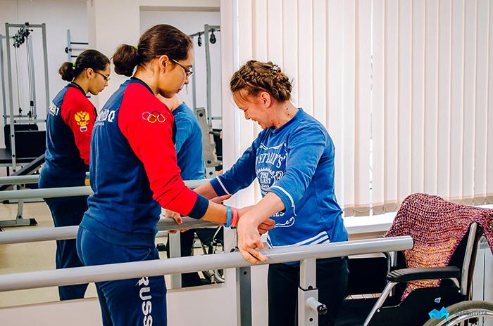 Процесс индивидуальной реабилитации инвалида