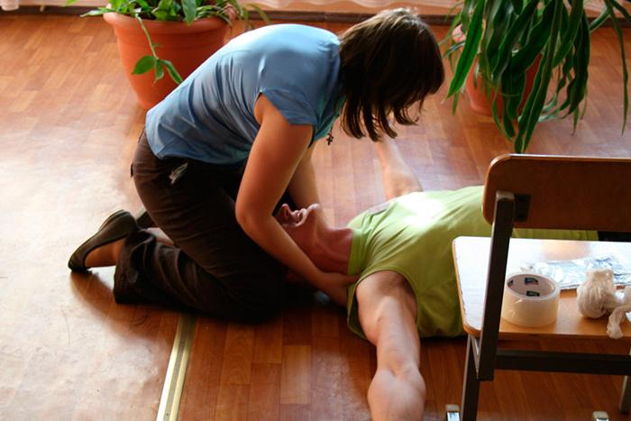 Комплексный парциальный припадок при эпилепсии