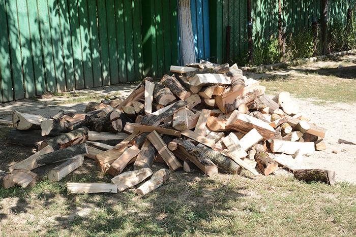 Бесплатная древесина для отопления дома от государства