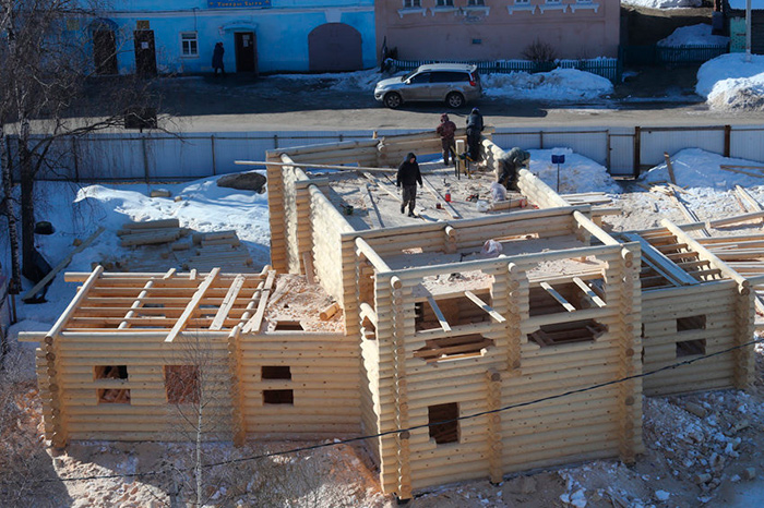 Получение бесплатной древесины от государства в 2018 году для строительства дома
