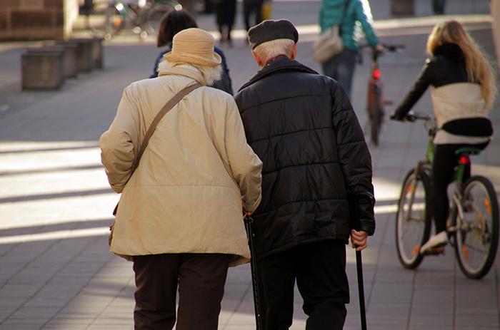 Не работающие пенсионеры