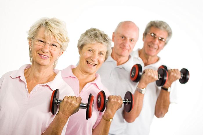 Физические упражнения при мышечной слабости