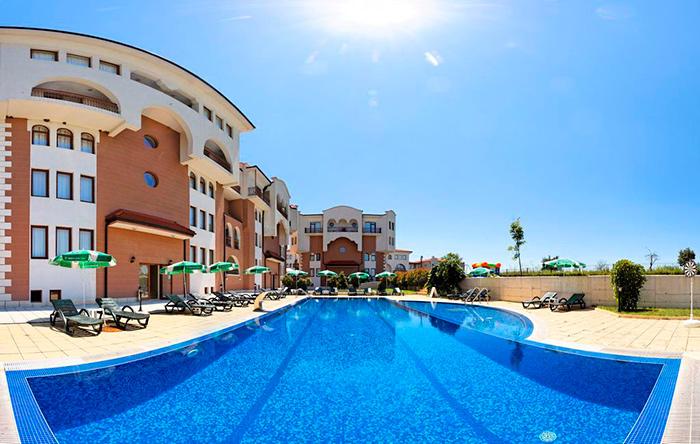 Апарт-отель для пенсионеров в Болгарии