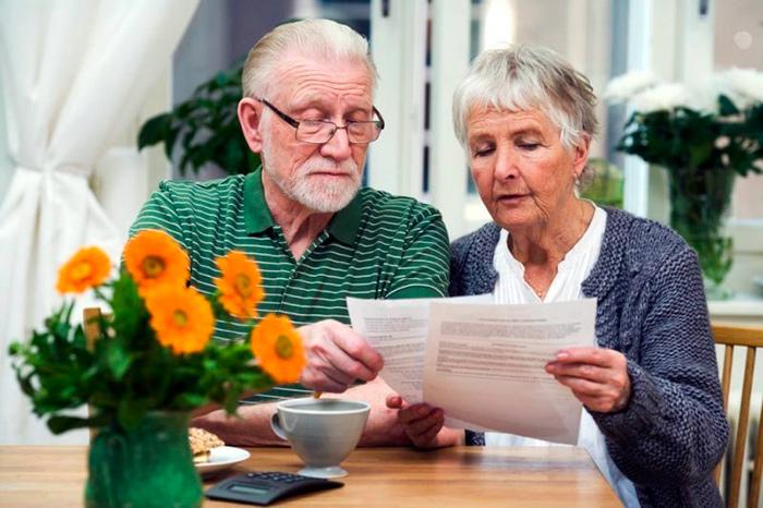 Оформление временного места жительства пенсионерами