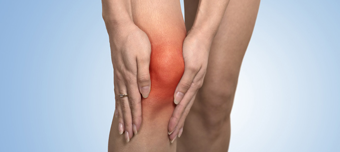 Сильные болевые ощущения при артрозе коленного сустава