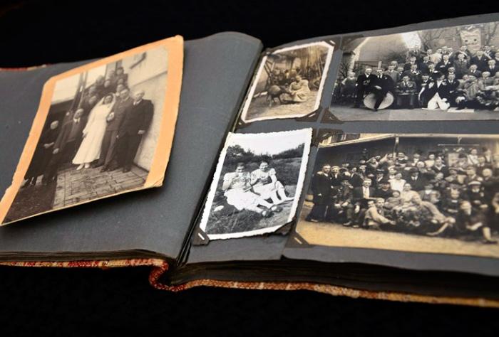 Семейный фотоальбом великолепный подарок на юбилей любимому дедушке