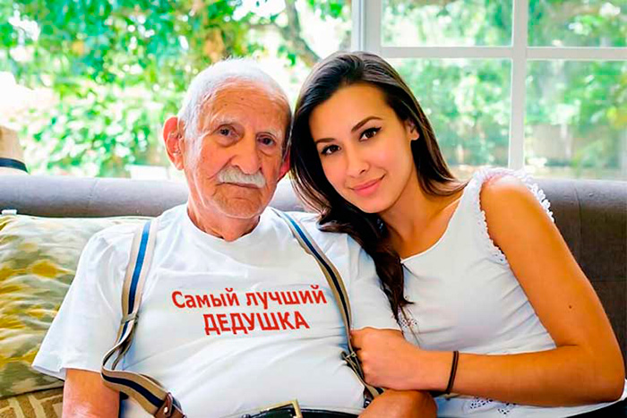 Внимание - это лучший подарок на юбилей для дедушки