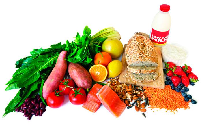 Разрешенные продукты при сахарном диабете