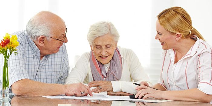 Оформление документов для получения льгот пенсионерами после 80 лет