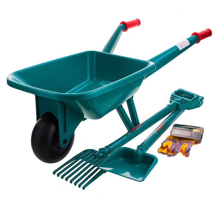 Набор для работы в саду - отличный презент для бабушки дачника