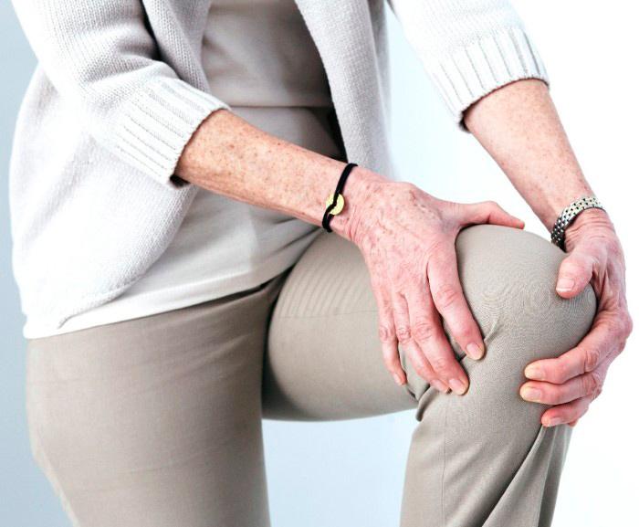 Сильные болевые ощущения при гигроме коленного сустава