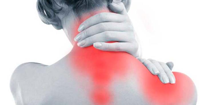 Болевые ощущения при миозите мышц плеча