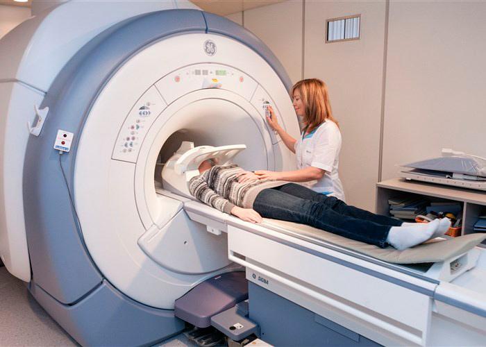 МРТ - для диагностики миозита мышц спины