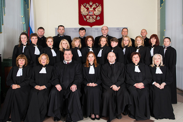 Арбитражные судьи РФ