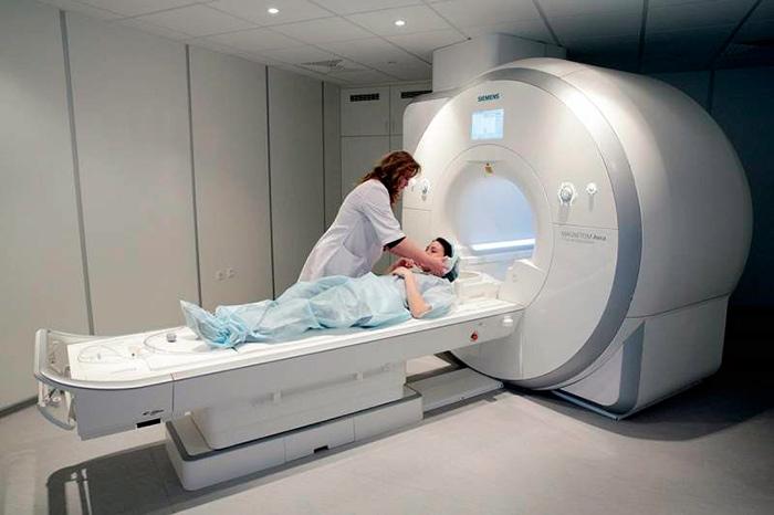 МРТ для диагностирования височного тендинита