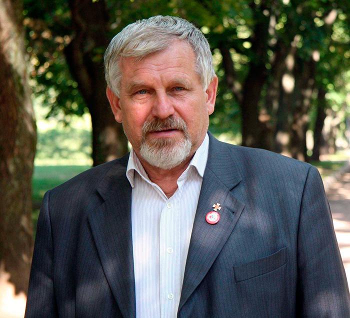Жданов Владимир Георгиевич