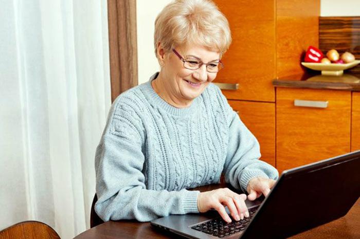 Заполнение анкеты на сайте знакомств - ответственный шаг для пожилого человека