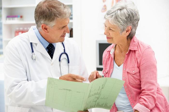 Диагностика старческой астении