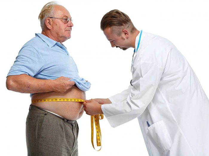 Избыточная масса способствует развитию старческой астении