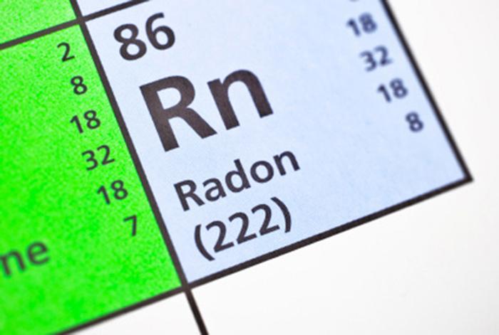 Химический элемент Радон