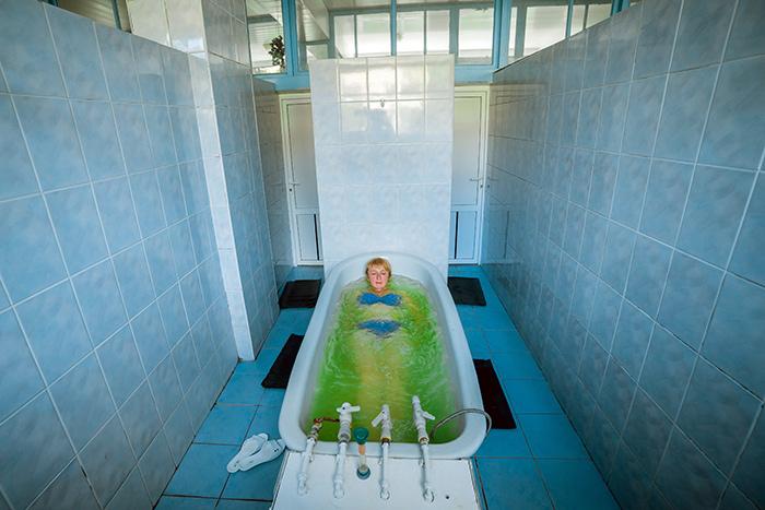 Лечение радоновыми ваннами